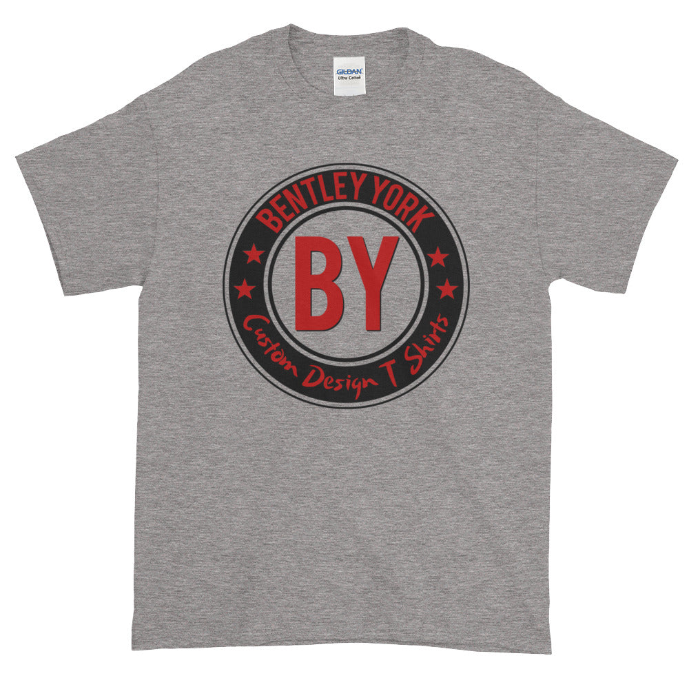 Bentley York BY Circle Short-Sleeve T-Shirt - Bentley York