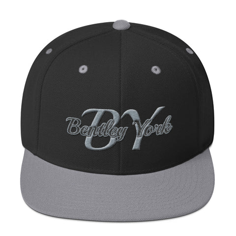 Bentley York BY G Snapback Hat - Bentley York