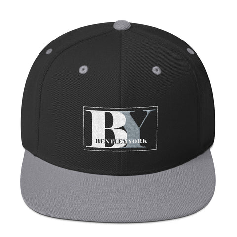 Bentley York BW G Snapback Hat - Bentley York