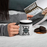 Authentic BY Matte Black Magic Mug - Bentley York