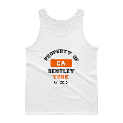 Bentley York Property of Orange Tank top - Bentley York