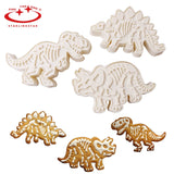 Dinosaur Cookies Cutters Biscuit Mould 6pc/lots Set