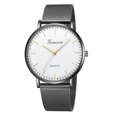 Fashion Casual watches Womens GENEVA Quartz