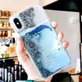Samsung Soft Case Dynamic Liquid Quicksand