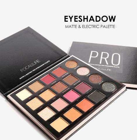 PRO Eyeshadow Palette - Bentley York