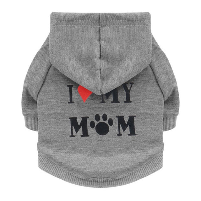 Variety of Dog Clothes with hoddie XS-L