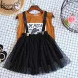 2019 Toddler Girl Clothes High Quality