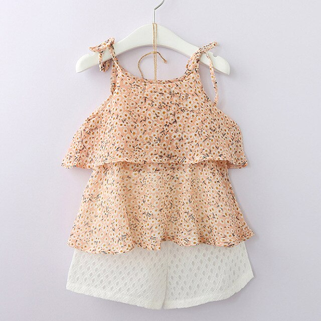 Girls Clothes 2019 Summer Costume