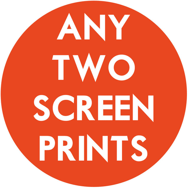 Any Two Screen Prints