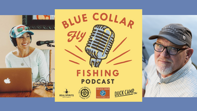 Blue Collar Fly Fishing Podcast Episode 4-April Vokey