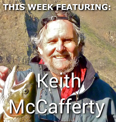 Award Winning Author Keith McCafferty