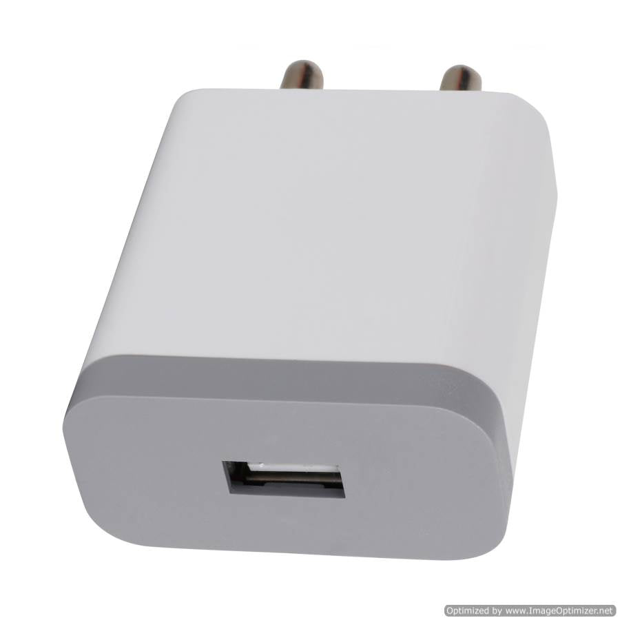 Maxx SHREEM III-5V-2.1A-1USB Fast Mobile Charger (Adaptor) for Smart Phones ,Compatible with VIVO,OPPO,MI,SAMSUNG