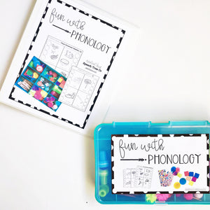 Digital Download - Fun with Phonology