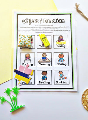 Preschool Language Kit