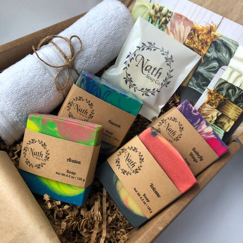 Gift Box - Colorful