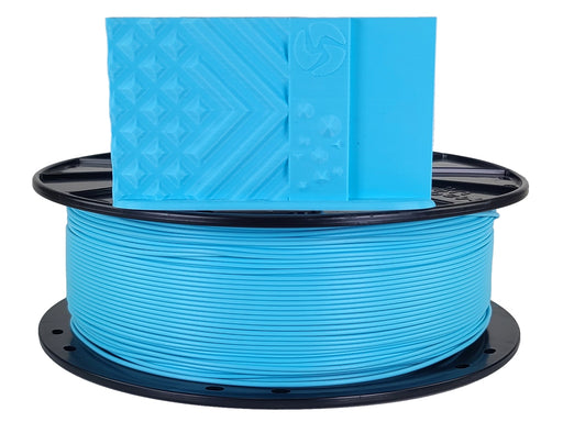 Workday ABS 3D Filament Electric Blue