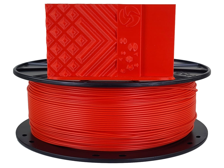 Workday ABS 3D Filament Fire Engine Red