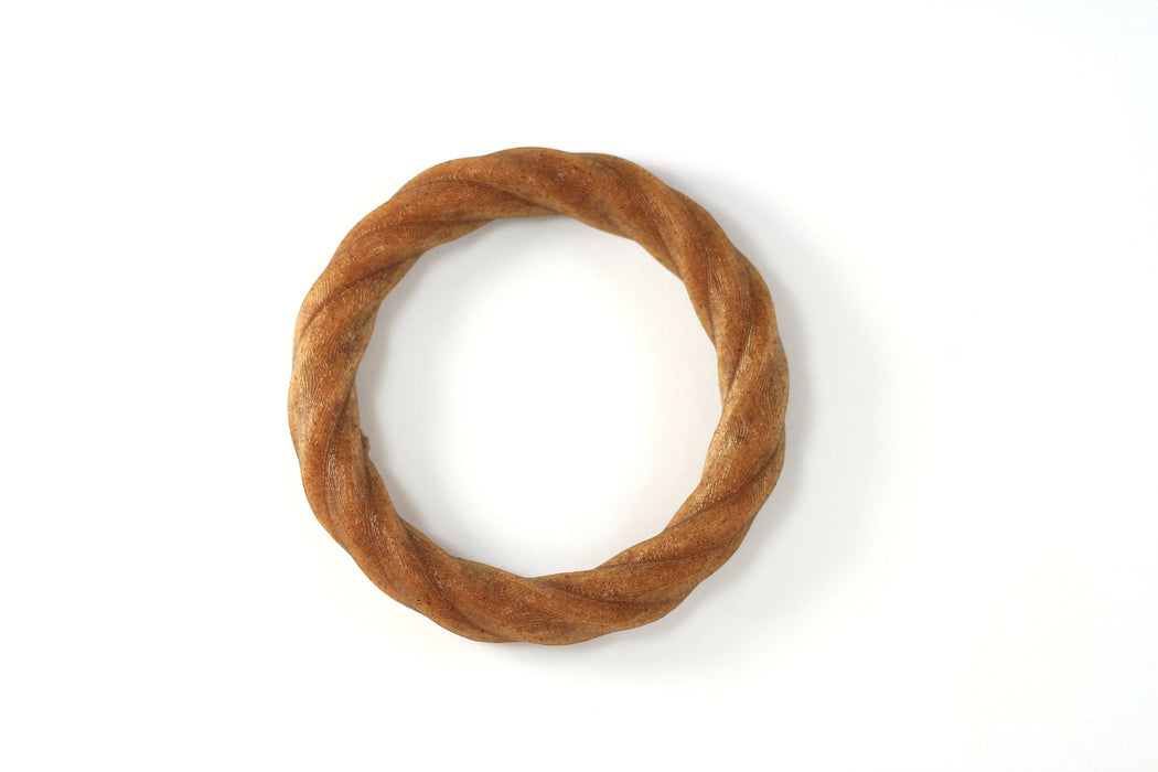 Entwined Hemp Bracelet