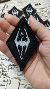 Skyrim patches (inspired by source material)