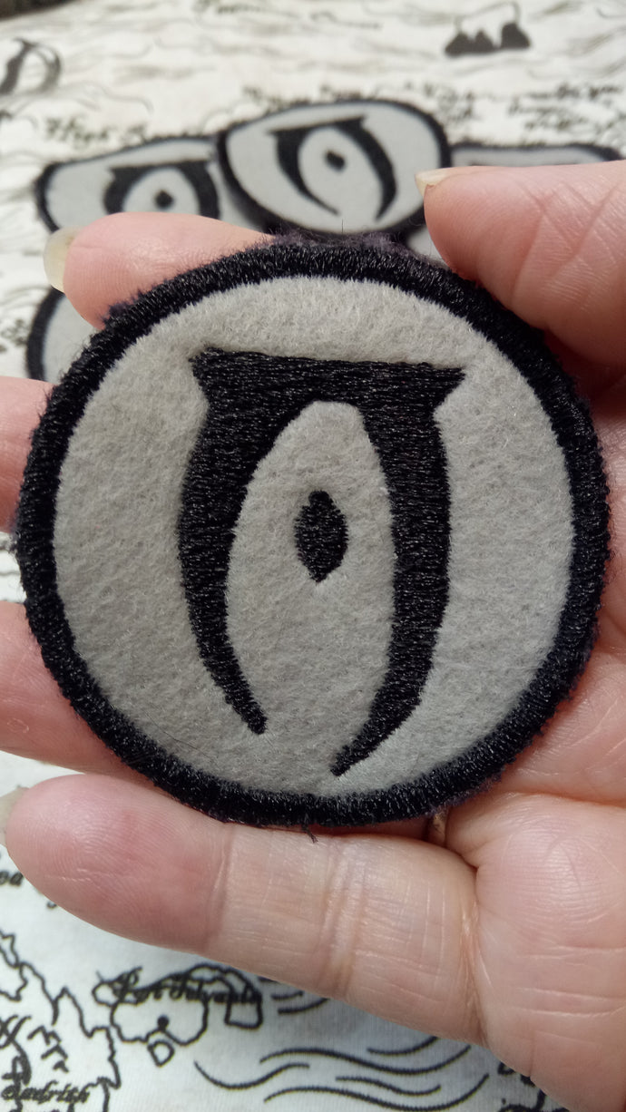 Elder scrolls: Oblivion patches (inspired by source material)