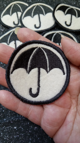 Umbrella Academy patch (inspired by source material)