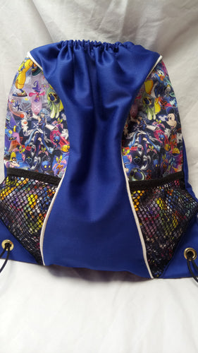 Kingdom Hearts backpack (inspired by source material)