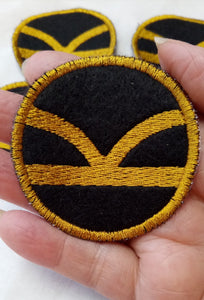 Kingsman patch (inspired by source material)
