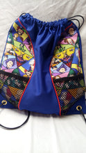 Load image into Gallery viewer, My Hero Academia drawstring backpack (inspired by source material)