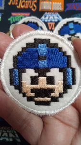 Megaman patch (inspired by source material)