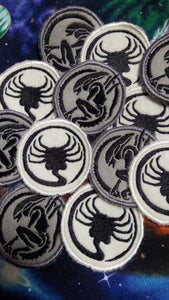 Aliens Patches (inspired by source material)