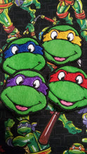 Load image into Gallery viewer, TMNT patch set ( inspired by source material)