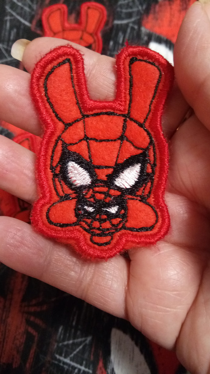 Spiderham patch (inspired by source material)