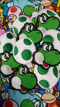 Load image into Gallery viewer, Yoshi patch set (inspired by source material)