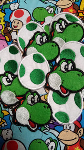 Yoshi patch set (inspired by source material)