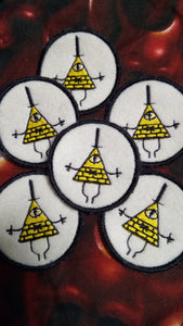Bill Cipher patch (inspired by source material)