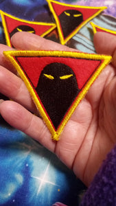 Space Ghost patch (inspired by source material)
