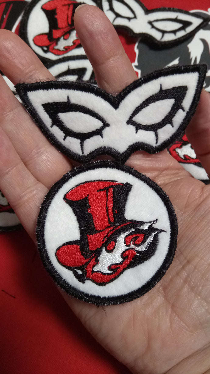 Persona 5 patch set (inspired by source material)