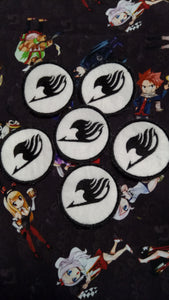 Fairy Tail patch (inspired by source material)