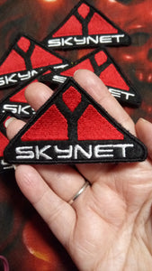 Skynet patch (inspired by source material)