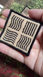 Fifth Element patch (inspired by source material)