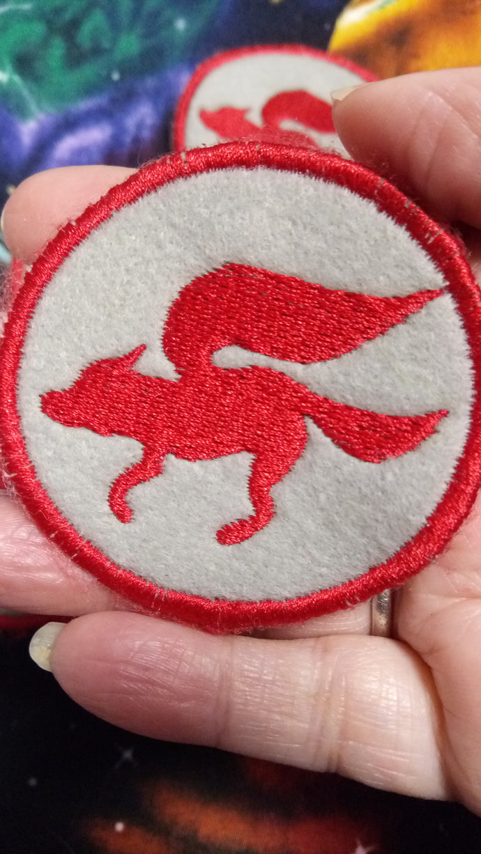 Starfox Patch (inspired by source material)