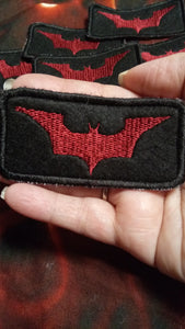 Batwoman patch (inspired by source material)