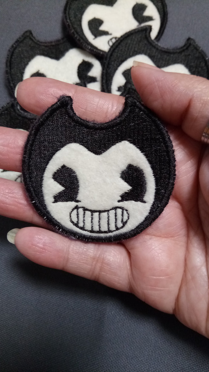 Bendy Patch (inspired by source material)