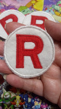 Load image into Gallery viewer, Team Rocket (white) patch