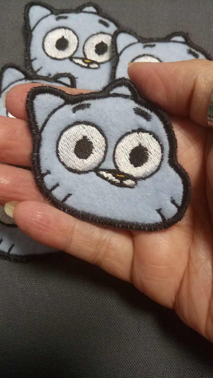 Gumball patch (inspired by source material)