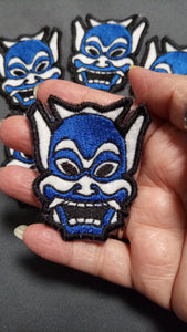 Blue Spirit patch