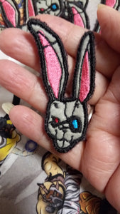 Tiny Tina's mask patch