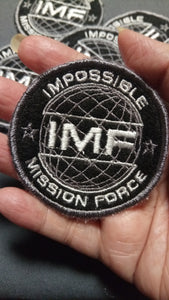 Mission Impossible Patch