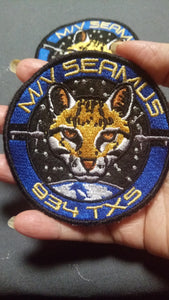 MV Seamus patch