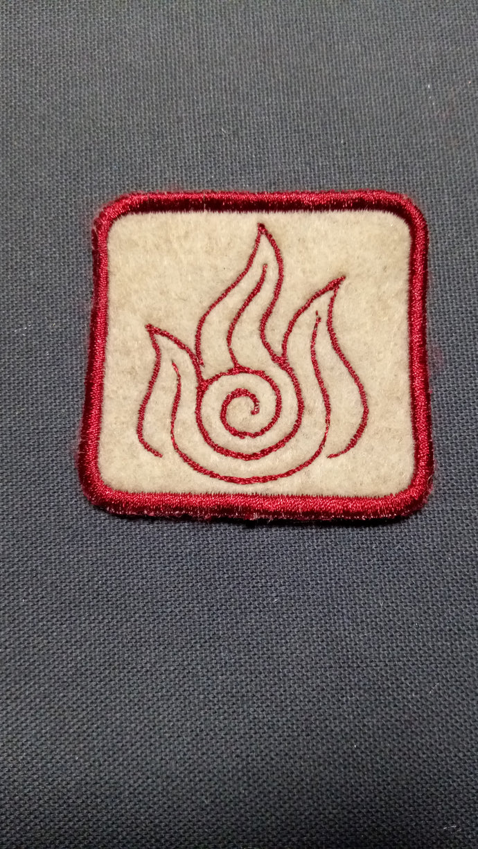 Fire Element patch